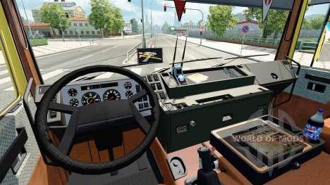 Volvo F10 8x4 para Euro Truck Simulator 2