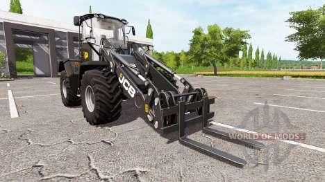JCB 435S black para Farming Simulator 2017