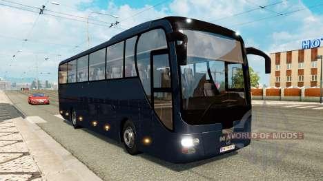 Uma coleção de treinadores para o tráfego para Euro Truck Simulator 2