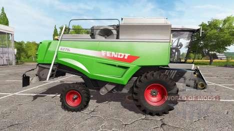 Fendt 6275L v1.0.0.1 para Farming Simulator 2017