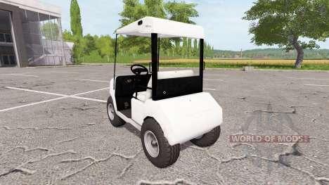 Carro de golfe para Farming Simulator 2017