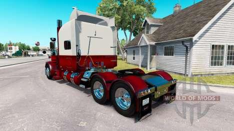 Pele A Revolução para o caminhão Peterbilt 389 para American Truck Simulator