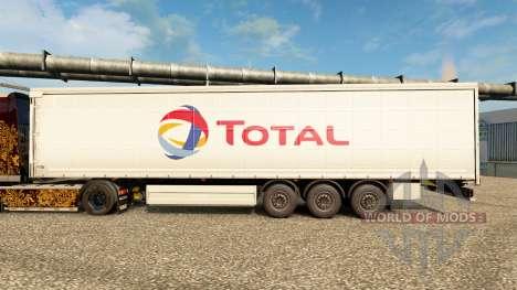 Pele Total na semi para Euro Truck Simulator 2