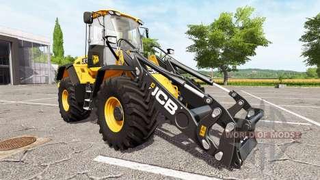 JCB 435S para Farming Simulator 2017