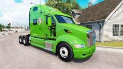 SGT pele para o caminhão Peterbilt 387