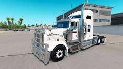 Pele Black Ops v1 no caminhão Kenworth W900