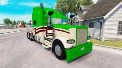 Скин Maverick Transporte на Peterbilt 389