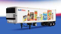 Pele Kraft Heinz no trailer