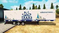 Semi-reboque frigorífico Schmitz Trio de Trans