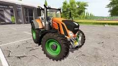 Fendt 930 Vario rims and body color choise