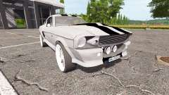 Ford Mustang Shelby GT500 Eleanor v1.1