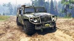 GAZ-2330 Tigre