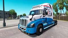 Скин Norte-Americana на Freightliner Cascadia
