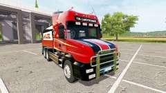 Scania T164 fuel
