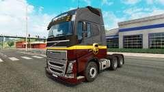 UPS pele para a Volvo caminhões