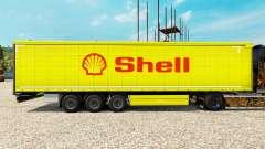 Pele Shell para semi-reboques