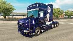Pele de lobo para caminhão Scania T