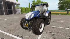 New Holland T7.290 heavy duty