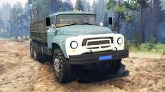ZIL-165 para Spin Tires