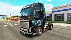 Submundo da pele para a Volvo caminhões