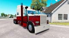 Pele A Revolução para o caminhão Peterbilt 389