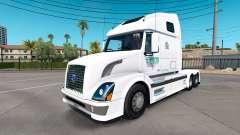 Epes Transporte de pele para a Volvo caminhões V