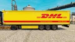 Pele DHL v4 para reboques