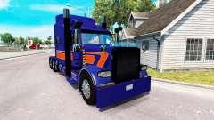 Rollin Transporte de pele para o caminhão Peterb