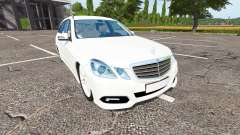 Mercedes-Benz E350 Estate (S212)
