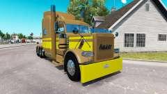 Retro pele para o caminhão Peterbilt 389