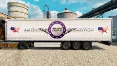 Pele American Truck Promoção para reboques