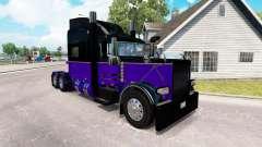 Pele Picado 93 para o caminhão Peterbilt 389