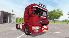 Scania 124L 440 agrar
