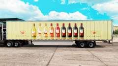 Pele E & J Gallo Winery no extended trailer