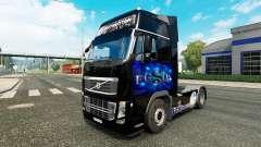 A pele, o FC Schalke 04 na Volvo caminhões