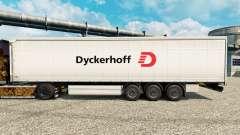 Dyckerhoff pele para engate de reboque