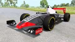 Um carro de fórmula 1