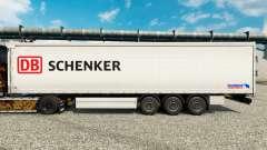 Schenker pele para engate de reboque