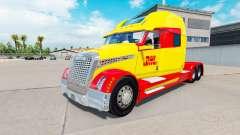 Pele DHL para um Conceito de caminhão caminhão 2