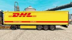 A DHL v3 pele para reboques