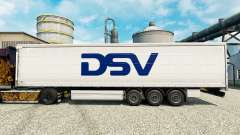 DSV pele para reboques