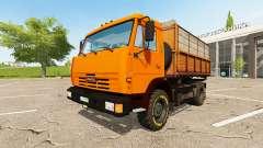 KAMAZ-43255 Aliança