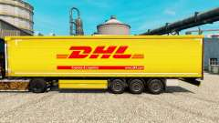 Pele DHL para reboques