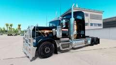 Pele Black Ops v2 no caminhão Kenworth W900