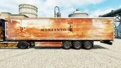 Pele Monsanto para reboques