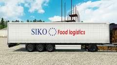 Pele Siko Logística de Alimentos para reboques