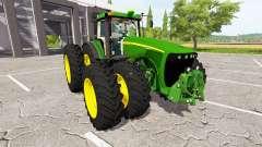 John Deere 8520
