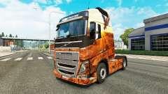 Espírito livre pele para a Volvo caminhões