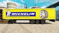 Pele Michelin Latitude na semi