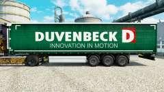 Duvenbeck pele para reboques